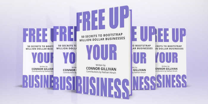 Business Book Cover Up : Free up your business secrets to bootstrap million