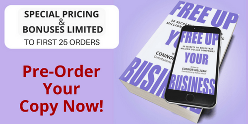Pre-Order Free Up Your Business
