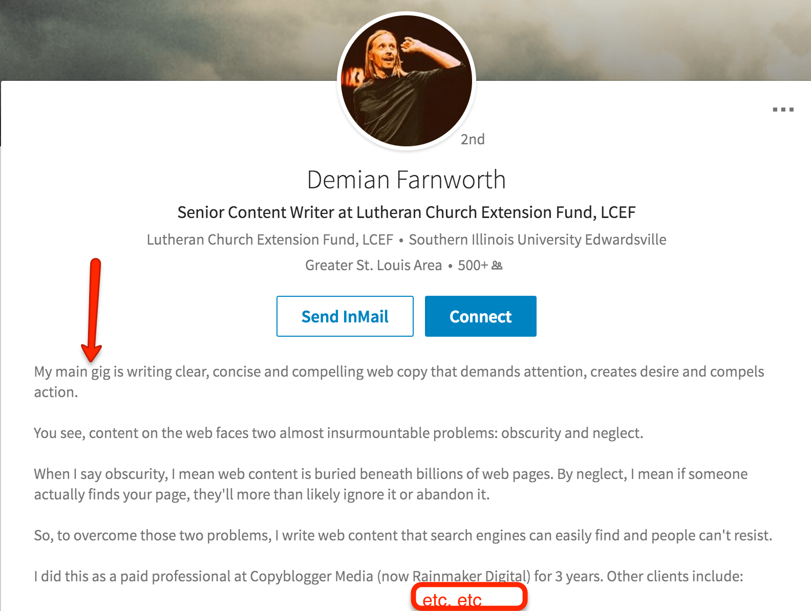 demian farnworth on LinkedIn