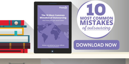 10 most common mistakes of outsourcing ebook