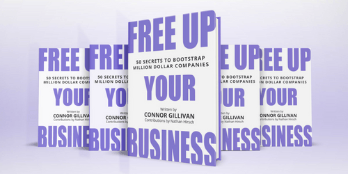 Free Up Your Business 50 Secrets to Bootstrap Million Dollar Companies
