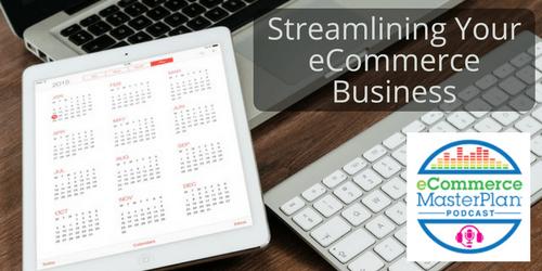 eCommerce Master Plan