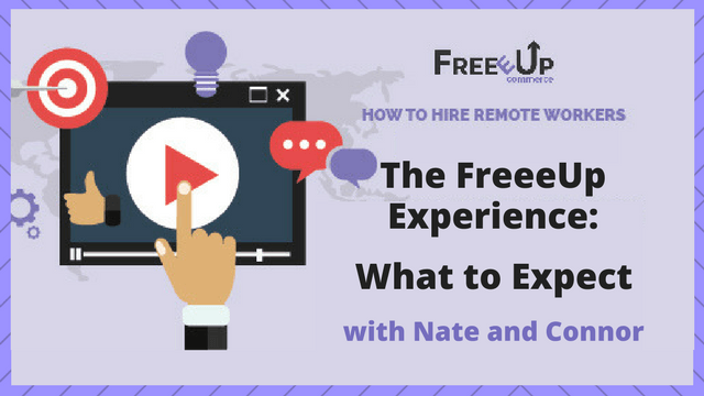 The FreeeUp Experience
