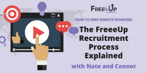 FreeeUp Recruitment Process