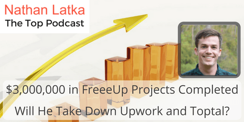 FreeeUp projects completed