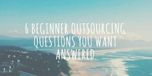 Outsourcing Questions