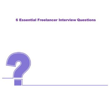 freelancer questions cover