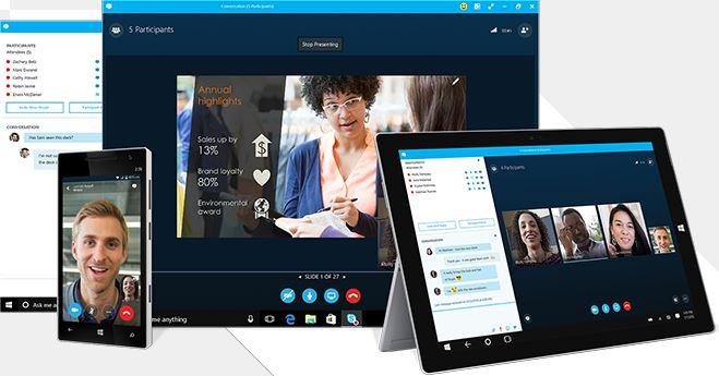 Manage Workers Remotely Skype