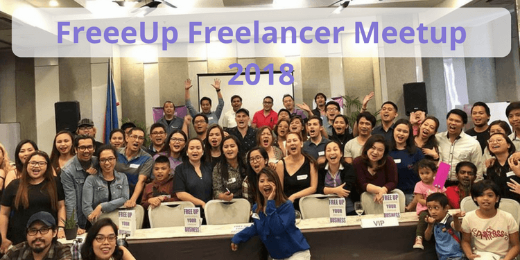 FreeeUp Freelancer Meetup