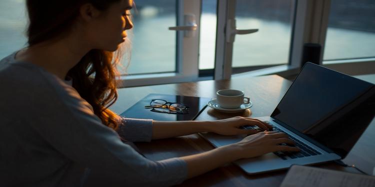 first freelance client