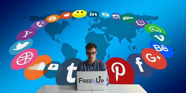 Virtual Social Media Assistant