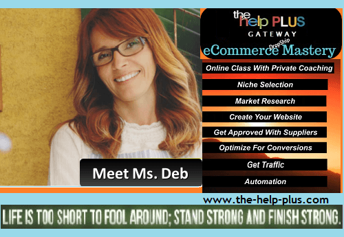 Ms Deb Help Plus