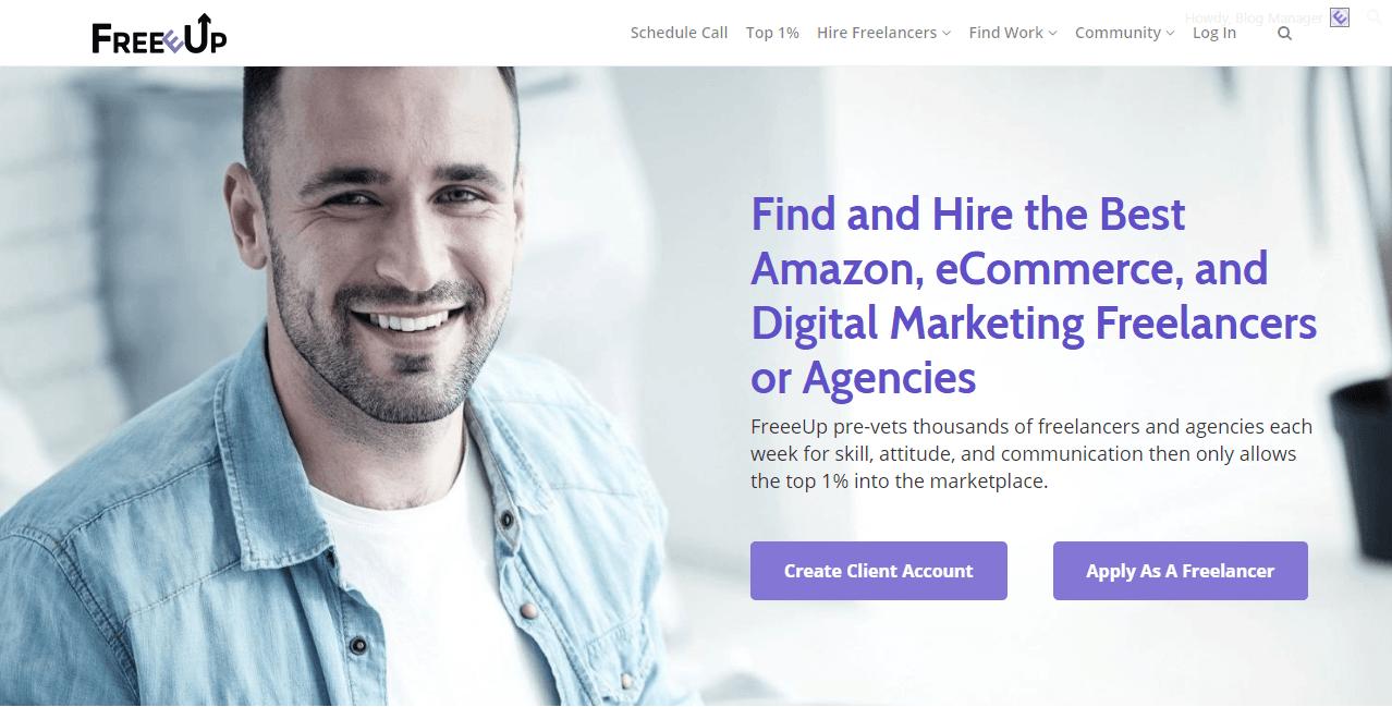 FreeUp Freelance Platform