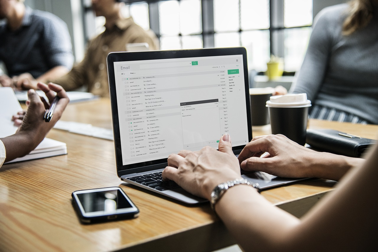 how to find remote jobs emails