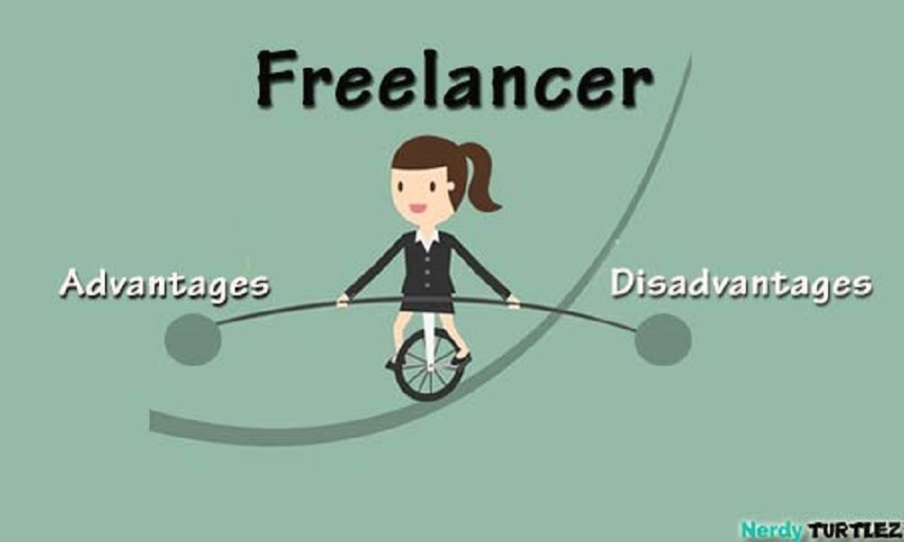 Freelancer advantages