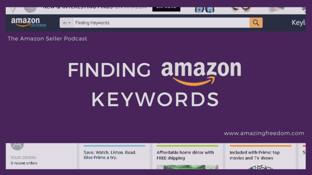 amazon key words