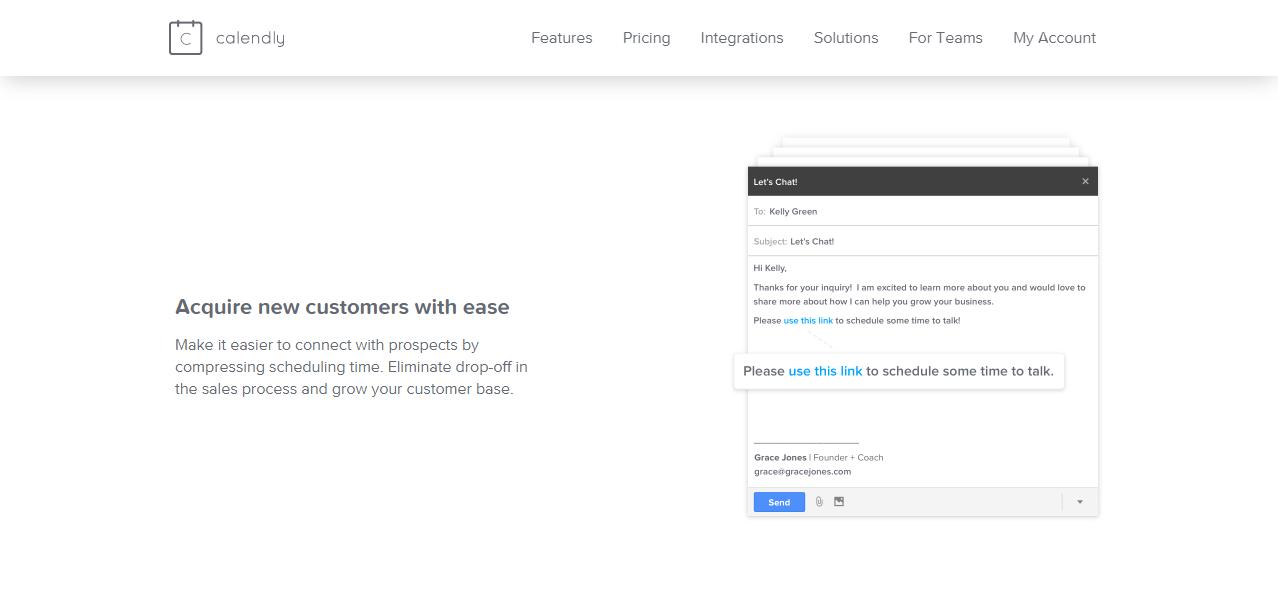 improve client meetings link