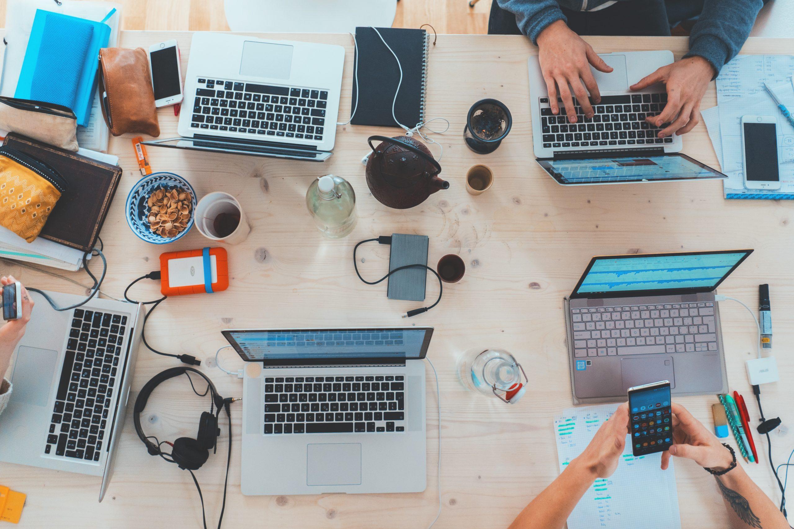 social media freelancers