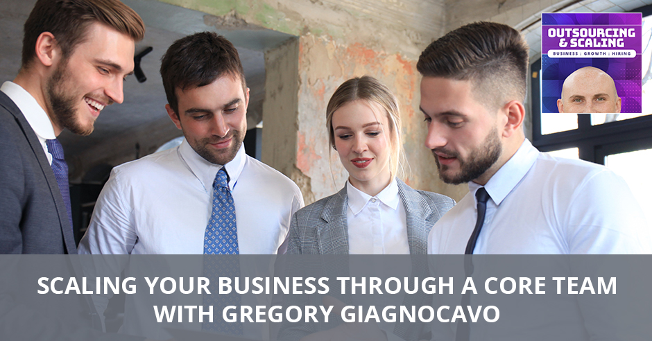 OAS Gregory | Core Team In Business