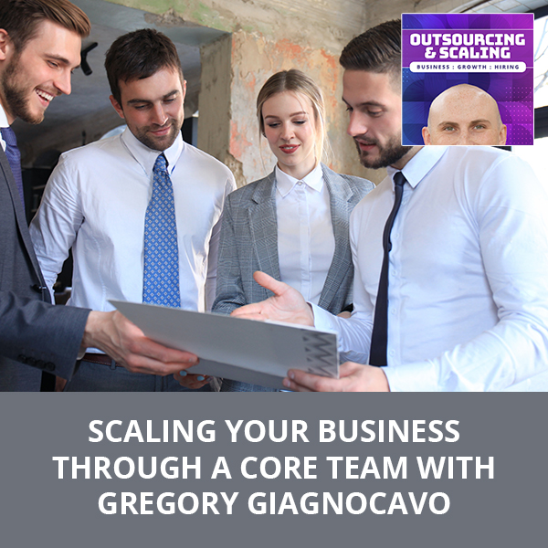 OAS Gregory   Core Team In Business