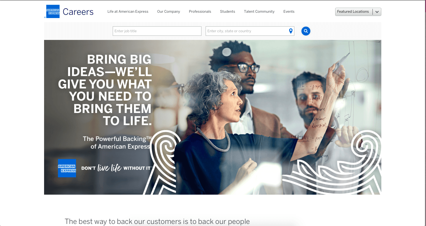 American Express hire remote freelancers