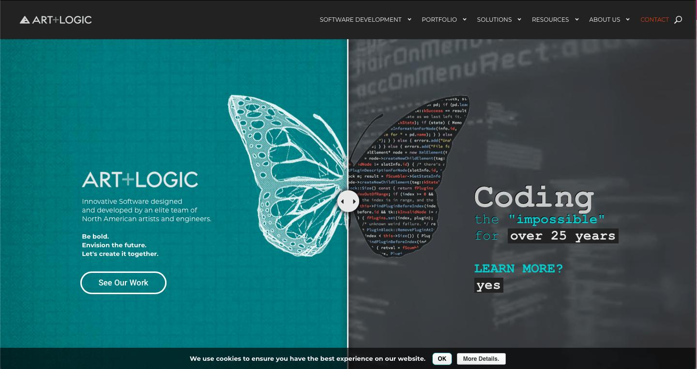Art and logic hire remote freelancers online