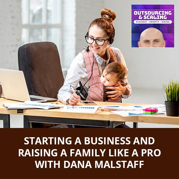 OAS Malstaff | Motherhood And Entrepreneurship