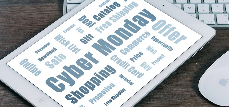 Cyber Monday is a big day for holiday selling.