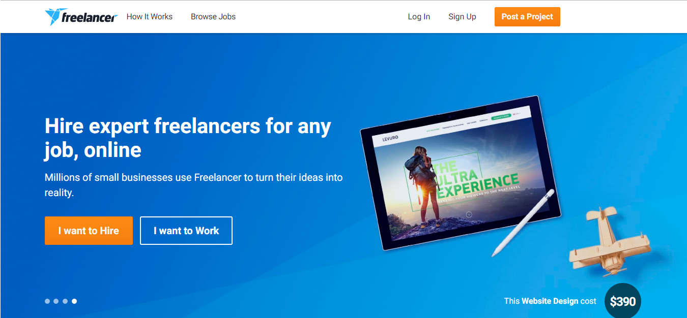 freelancer marketplace comparison