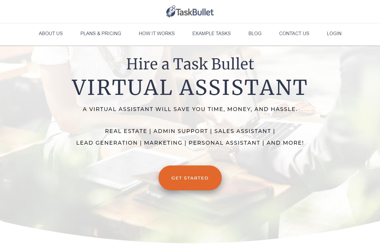 task bullet screenshot
