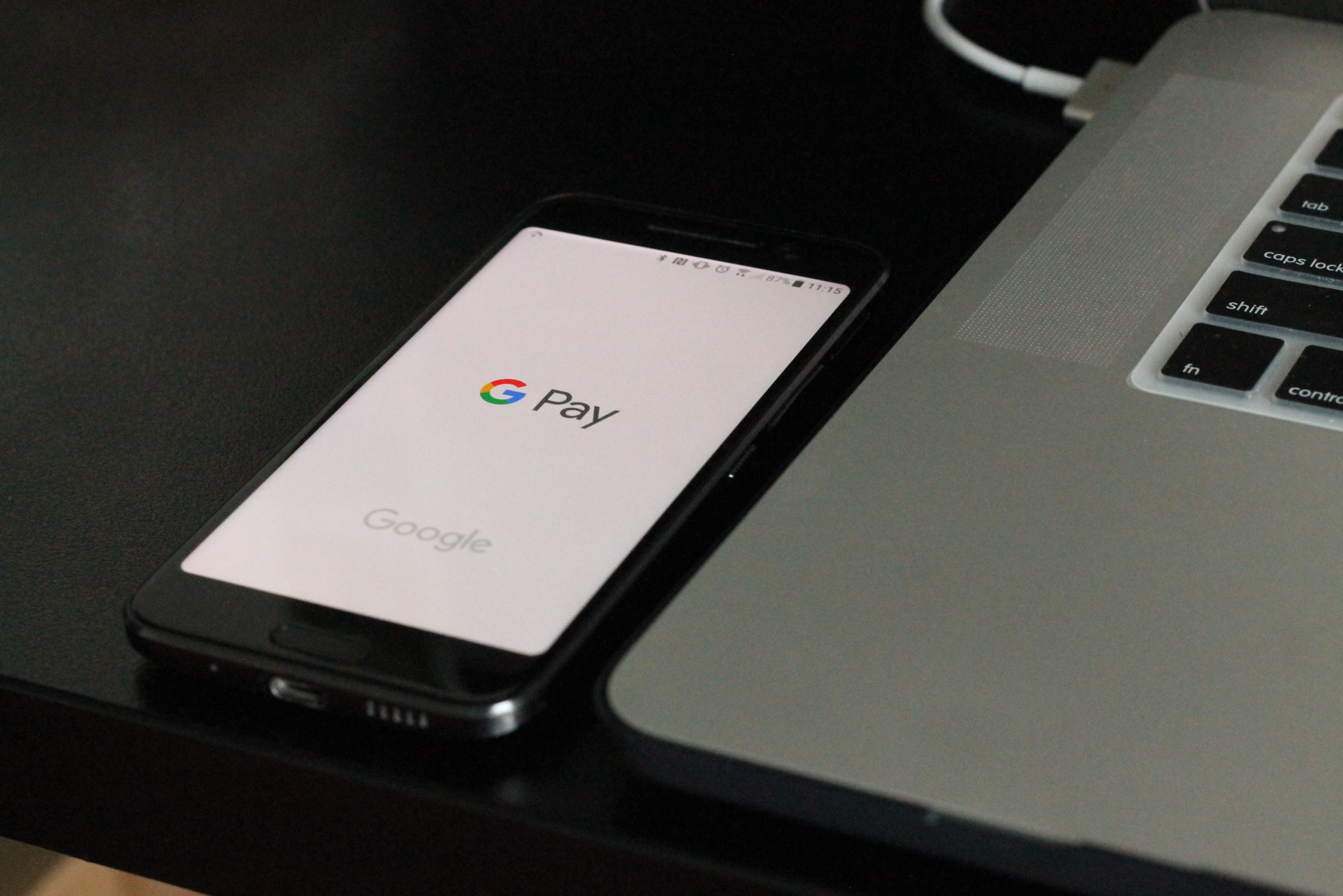 using Google pay