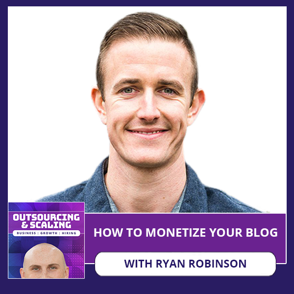 OAS Ryan | Monetizing Blogs