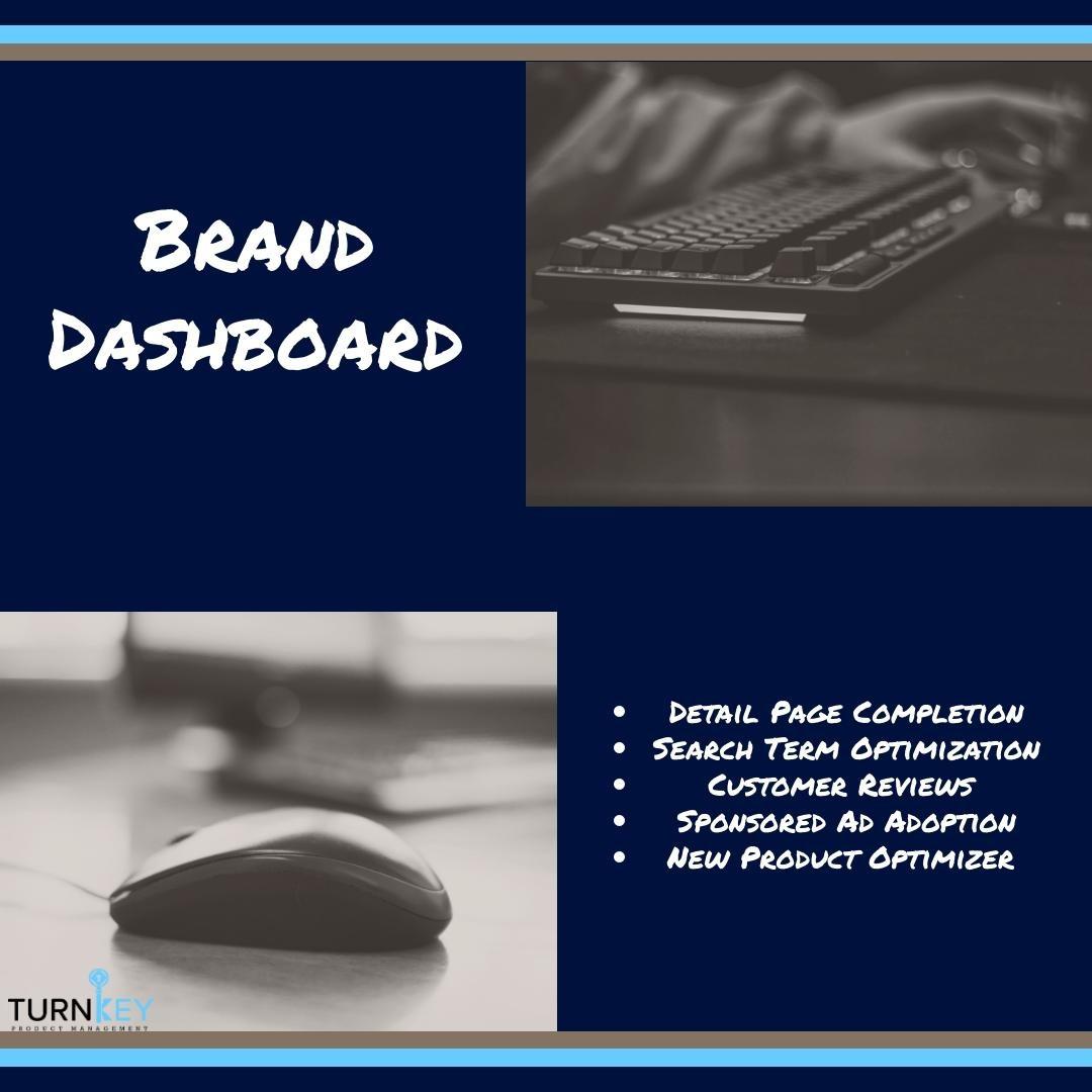 brand dashboard