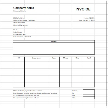 What Every Freelancer Should Know About Creating Invoices Freeup