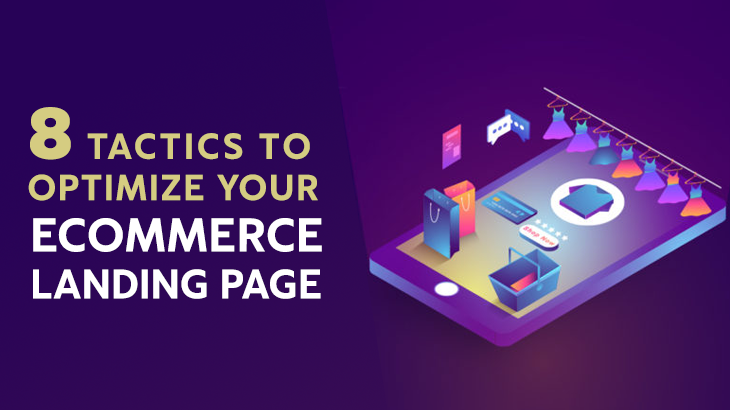 optimize your ecommerce landing page