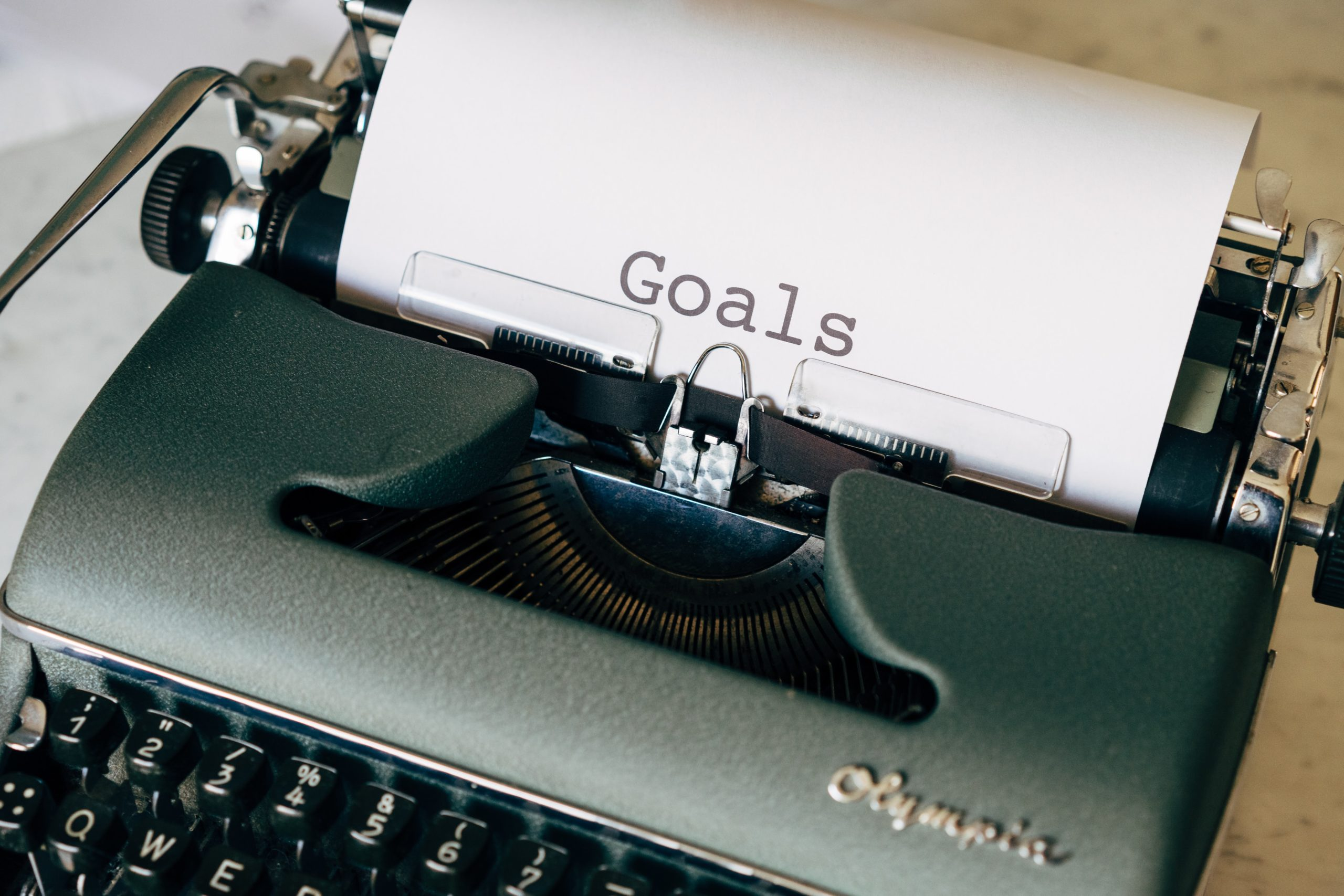wjat is more powerful than goals